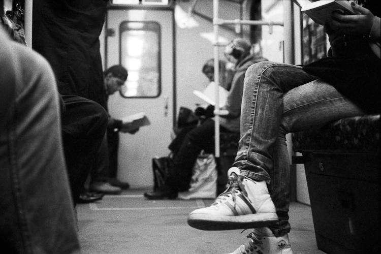 linie dingens / berlin 2011