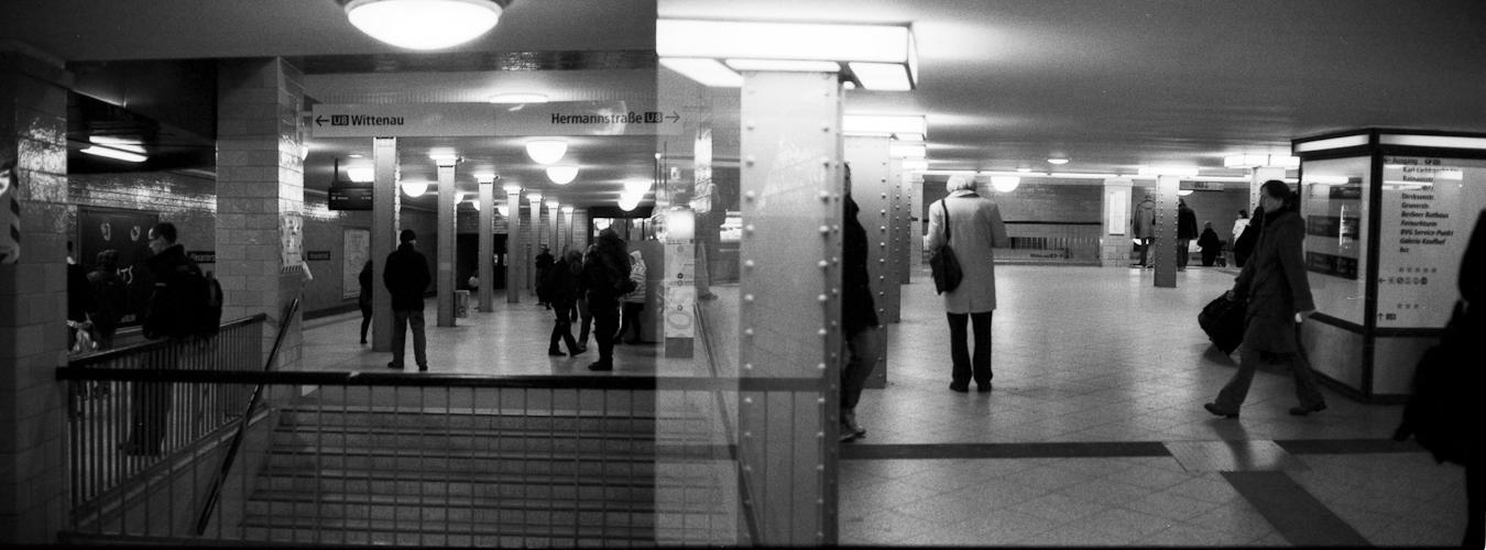 transport probleme / berlin 2011