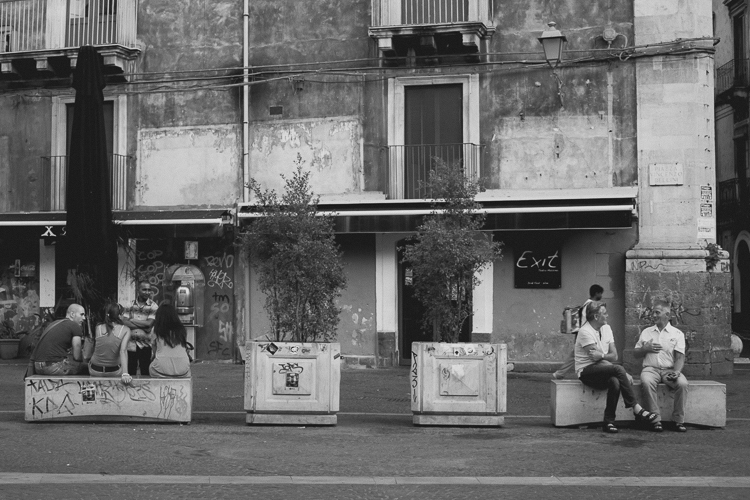 streets of sicily