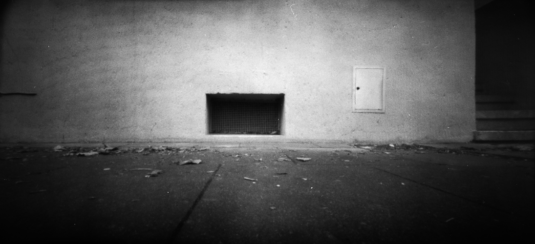 into the basement | 3